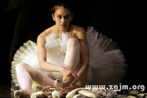梦见芭蕾舞女演员